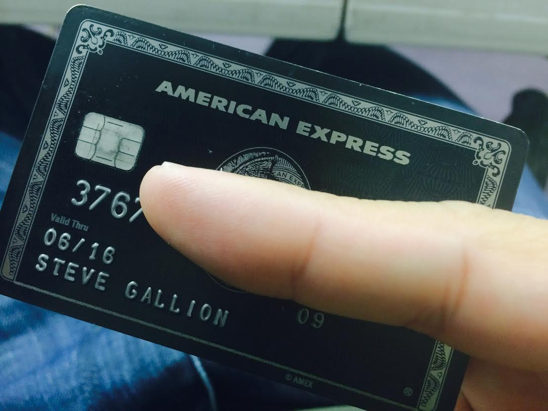 Great American Express Black Card Business Pictures Inspiration ...