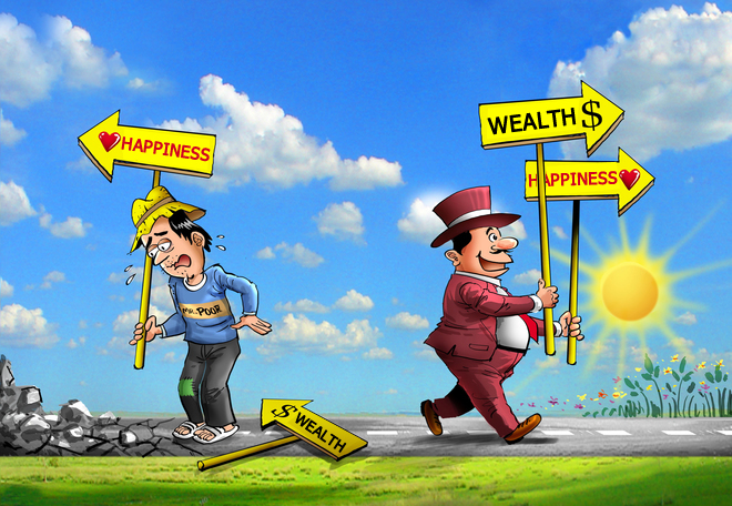 Mindset Differences between the Rich and the Poor - Choices of life